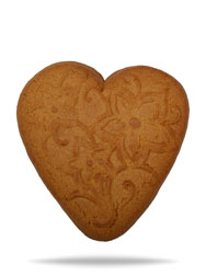 Speculaas Hart